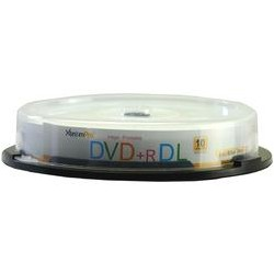 Memorex DVD+R DL, 8.5 GB,...