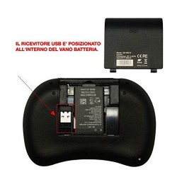 Rii BT09 Bluetooth (layout...
